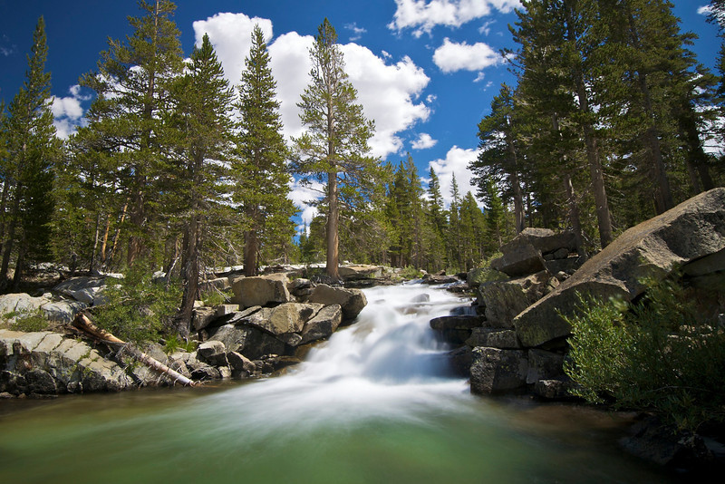 Piute Creek, John Muir Wilderness