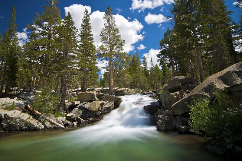Piute Creek, John Muir Wilderness