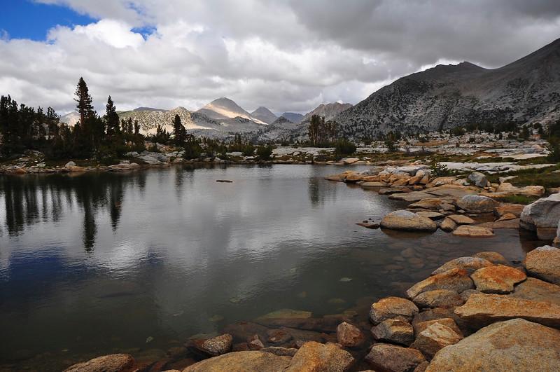 Marie Lake, John Muir Wilderness.