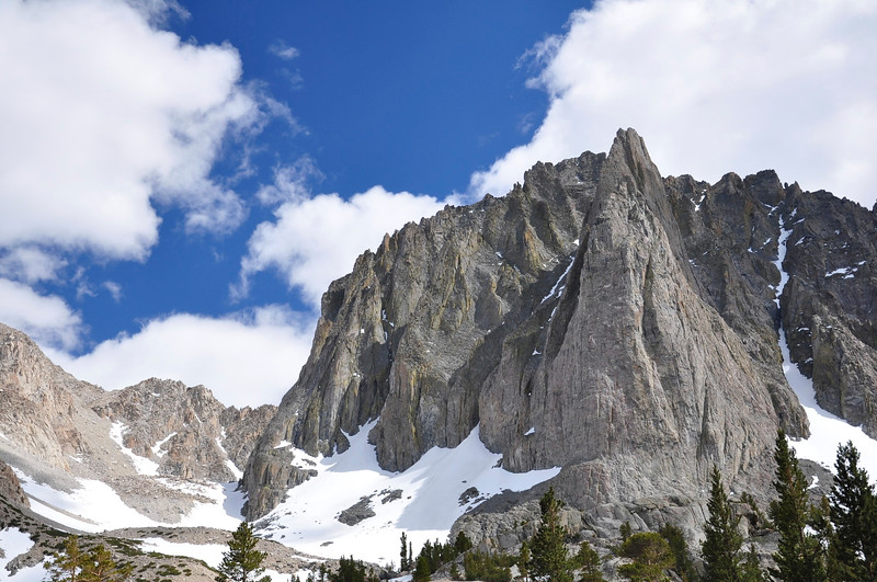 Temple Crag, John Muir Wilderness, Big Pine, CA.