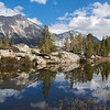 Mt. Morgan, Little Lakes Valley, John Muir Wilderness