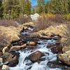 Rock Creek below Heart Lake, Little Lakes Valley, John Muir Wilderness
