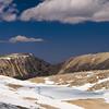 Summit Lake, Mt. Huntington, John Muir Wilderness