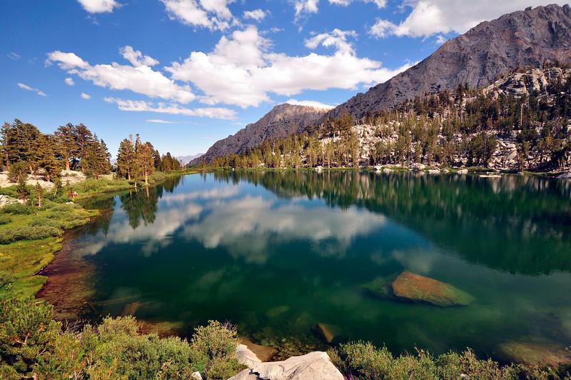 Gilbert Lake, John Muir Wilderness