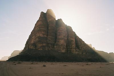 Seven Pillars of Wisdom, Wadi Rum