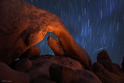 Other Side Arch Joshua Tree National Park