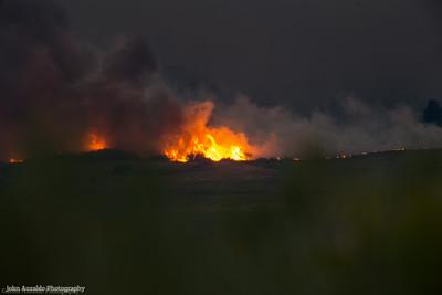June Lake Fire 2015