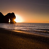 Durdle Door Dawn, Dorest, UK