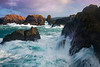Morning Light In The Mendocino Headlands Cauldron - Mendocino Headlands, California