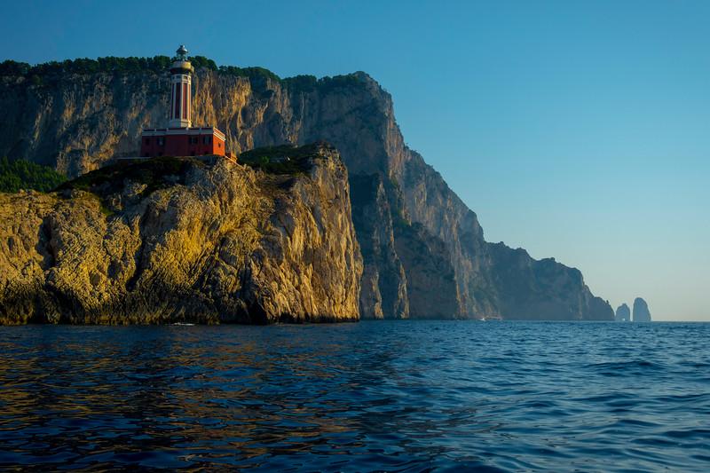 Capri_22 Bay Of Naples, Capri Island, Italy