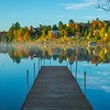 Morning Light On The Algonquin Highlands - Algonquin Provincial Park, Nipissing, South Part, Ontario, Canada