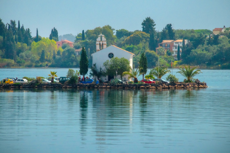 All To Itself - Corfu, Greece