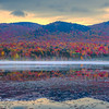 End Of Daylight Approaches - Vermont