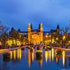 Nighttime At The Rijksmuseum