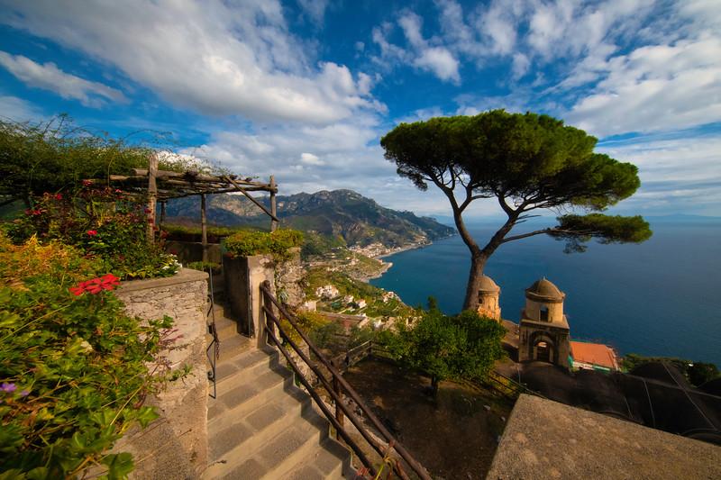The Garden With All The Views Of Amalfi - Ravello, Amalfi Coast, Campania, Italy