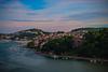 The Last Of Warm Light Spreads Over Dubrovnik - Dubrovnik, Croatia