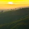 Early Morning Light From The Olympics - Hurricane Ridge, Olympic National Park, WA