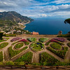 Garden Of Eden With The Best Views - Ravello, Amalfi Coast, Campania, Italy