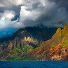 Heading Into Paradise - Na Pali Coastline, Kauai, Hawaii