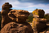 Boulders On Top Of One Another - Chiricahua National Monument, Arizona