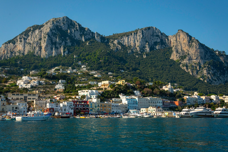 Capri_25 Bay Of Naples, Capri Island, Italy