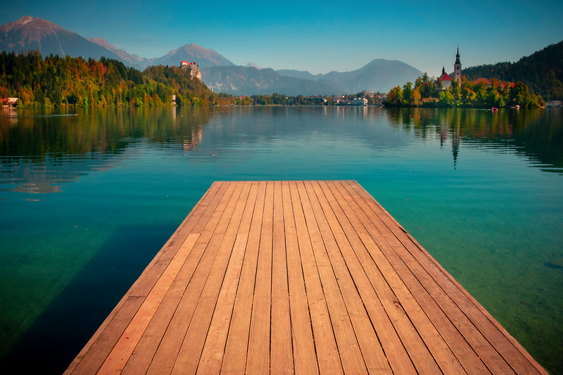 Best Way To Get Out On The Water - Lake Bled, Bled, Slovenia