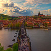 A View Of Prague From The Tower_Pano