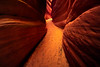 Flow And Curves To Peekaboo Canyon -Peek-A-Boo Slot Canyon, Grand Staircase-Escalante National Monument, Utah