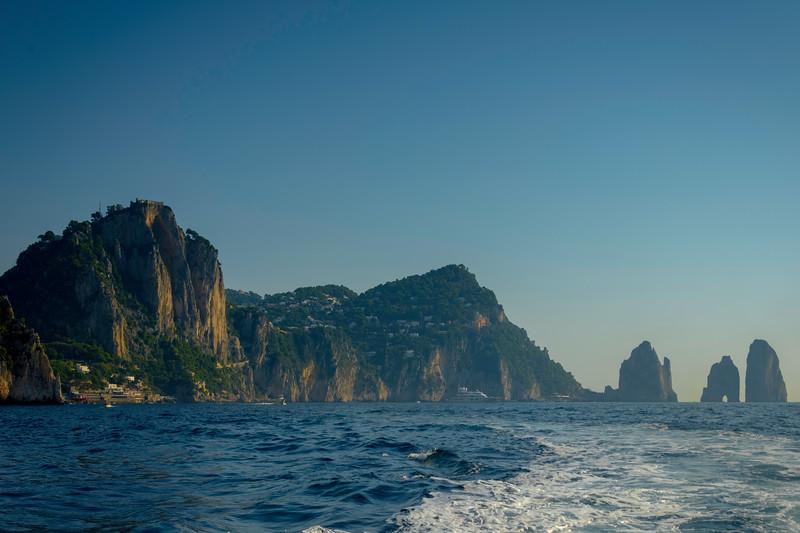 Capri_17 Bay Of Naples, Capri Island, Italy