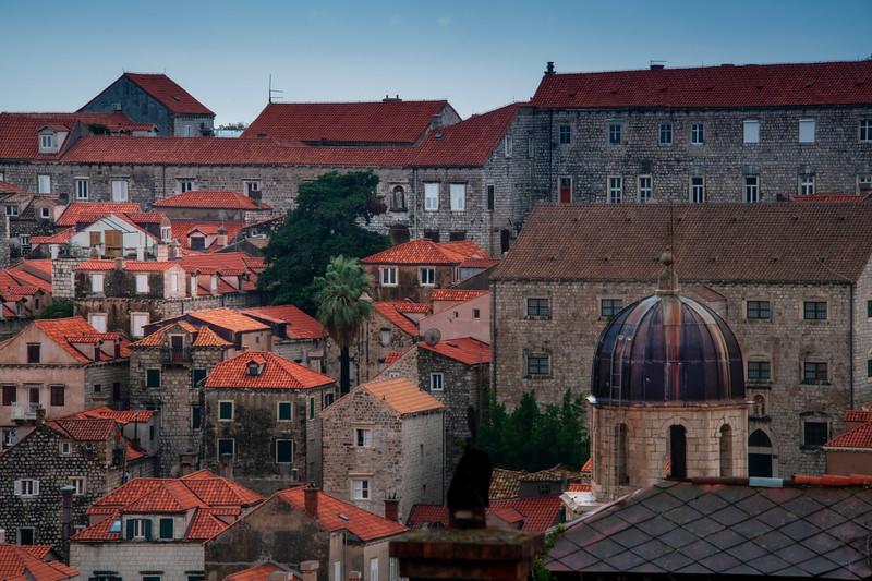 Look Inside The Old Town Rooftops Of Dubrovnik - Dubrovnik, Croatia