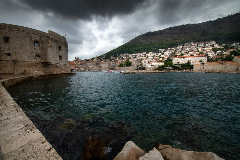 On The Outskirts Of The Old Fort - Dubrovnik, Croatia