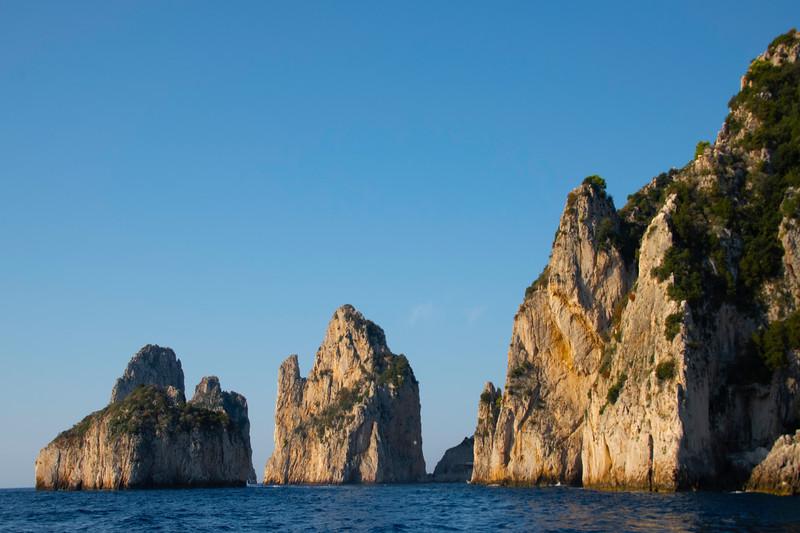 Capri_7_ Bay Of Naples, Capri Island, Italy