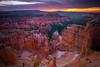 Bryce Canyon Just Before Sunrise - Bryce Canyon National Park, Utah