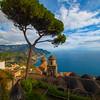 Staircase Into The Garden Of Views - Ravello, Amalfi Coast, Campania, Italy