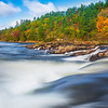 Ebbs And Flow Of French River