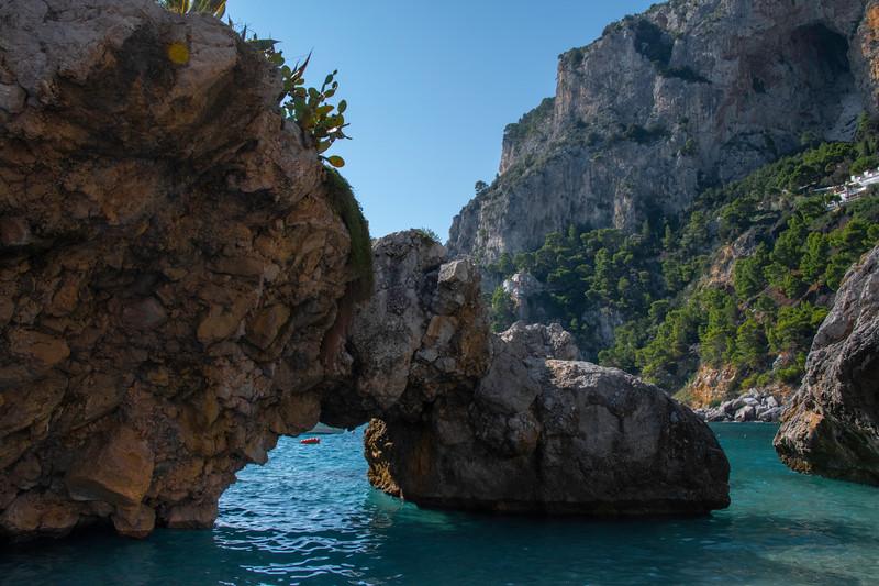 Capri_38 Bay Of Naples, Capri Island, Italy