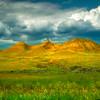 Warm Colors Spreading Across The Missouri Breaks Upper Missouri River Breaks Monument, Fort Benton, Montana