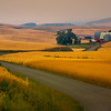 All Roads Lead To The Farm - Palouse, Eastern Washington