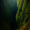 Inside The Deepest Canyon Walls Of Na Pali - Na Pali Coastline, Kauai, Hawaii