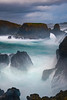 Misty Maves In The Cauldron - Mendocino Headlands, California