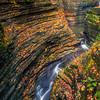 Around The Small Bens In Watkins Glen Watkins Glen State Park, Finger Lakes Region, Upstate New York, NY