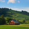 Home On The Palouse Range - The Palouse Region, Washington