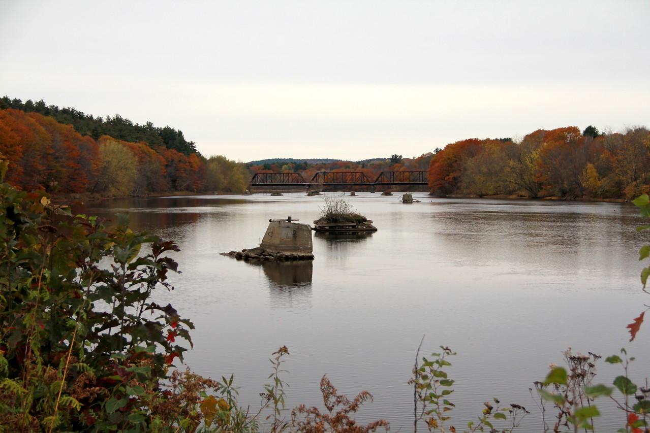 Androscoggin River, Jay, ME