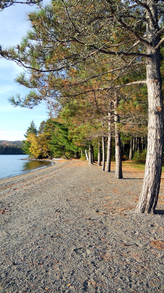 Lily Bay State Park on Moosehead Lake