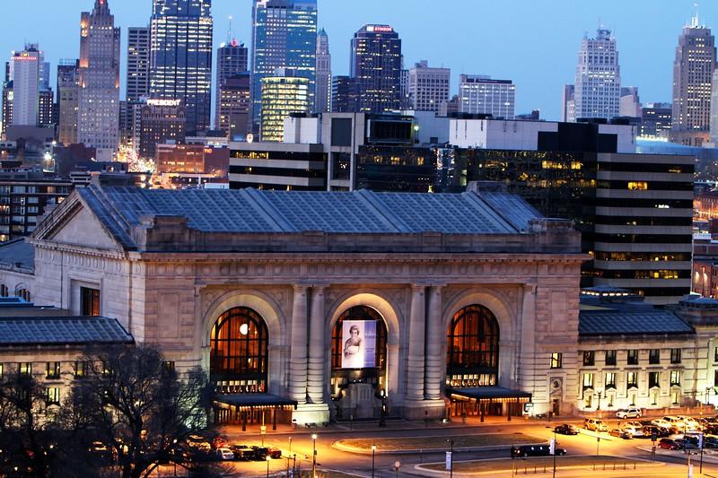 Princess Di Exhibition at Union Station.