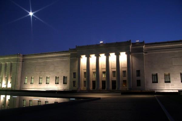 Nelson Art Museum.