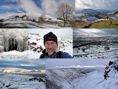 KINDER SCOUT WINTER WALK