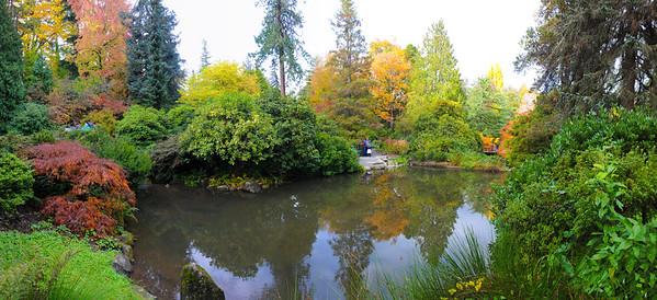 Kabota Gardens  October 2016