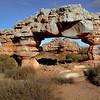 Rock arch - Kagga Kamma