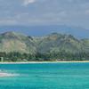 kailua beachside pano left